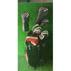 TaylorMade Mens M4 Full Set used Left Graphite