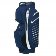 TaylorMade Golf Cart Lite Bag (Navy/ Flag White) New in box with tags